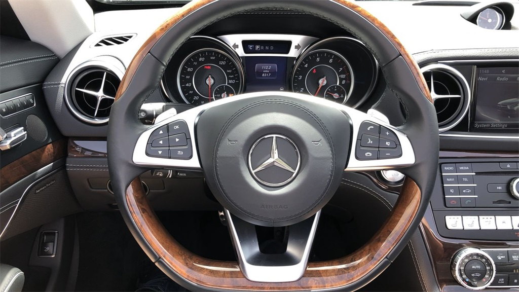 Pre-Owned 2019 Mercedes-Benz SL-Class SL 450